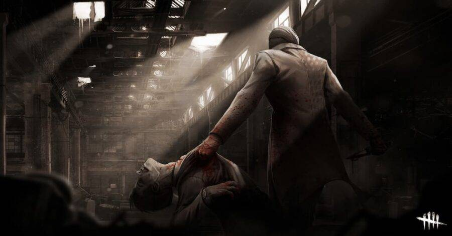 Dead by Daylight Image via Behaviour Interactive of The Trickster