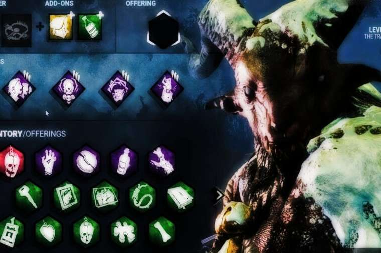 Screenshot of Deady by Daylight gameplay