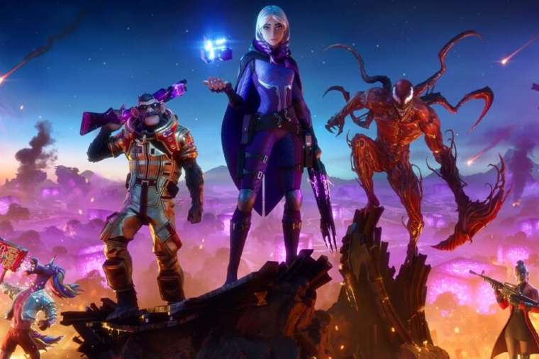 The cover image for Fortnite Chapter 2 Season 8