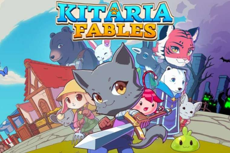 Kitaria Fables Main Title