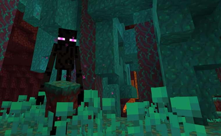 Featured image for Minecraft 1.16 seeds