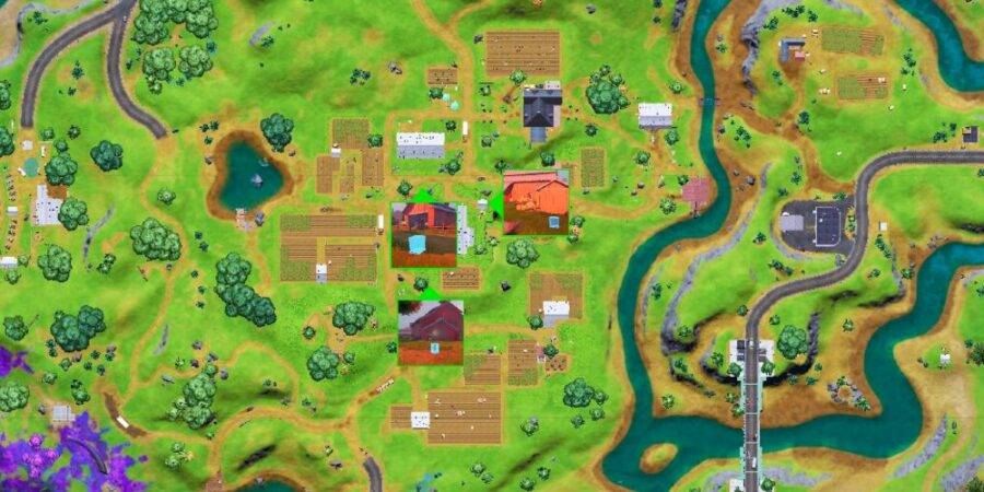 The Cat Food pallets in Fortnite C2S7W13.