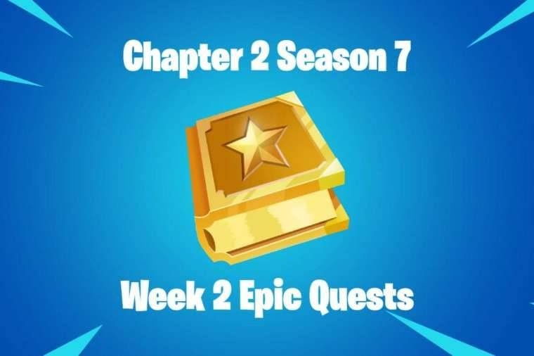 Title for C2S7W2 Epic Quests.