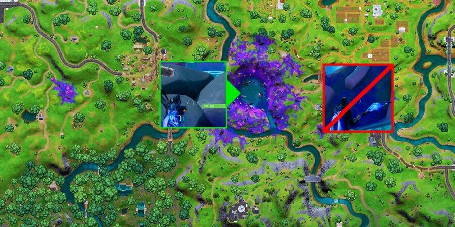 How to get Stone from the Aftermath in Fortnite.