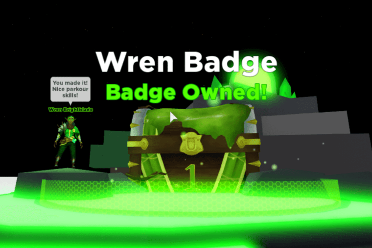 Wrens chest in LEgends of Speed.