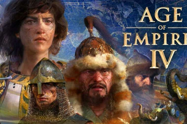 Age of Empires 4 Title