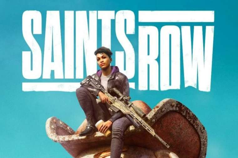 Saints Row title for reboot.